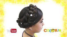 Colorin TV Dreadlocks, Hair Styles, Earrings, Beauty, Tv, Ideas, Fashion, Child Hairstyles, School Hairstyles