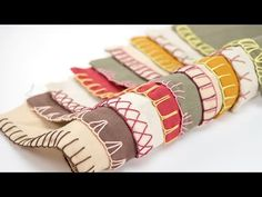 Stay home and learn 10 Hand Sew Blanket Stitches with me. There are many amazing DIY projects that require a bit of sewing, but that doesn't mean you have to. Applique Stitches, Basic Embroidery Stitches, Sewing Stitches, Hand Embroidery Designs, Embroidery Techniques, Embroidery Applique, Embroidery Patterns, Sewing Patterns, Quilt Binding