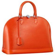 #LouisVuitton Alma bag