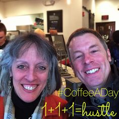 Today Peg Strodtbeck and I talked about how Fundraisers hustle for My CoffeeADay Initiative: 1 Coffee, 1 Person, Every Day.  http://coffeeaday.net/post/111966864676/today-peg-strodtbeck-and-i-talked-about-how