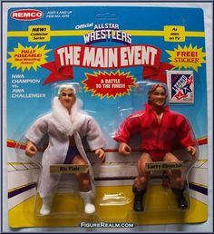 Image result for ric flAIR AWA REmco figure