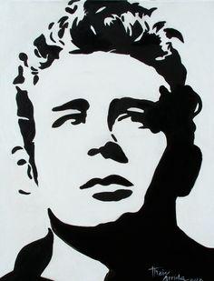 black and white pop art celebrity - Google zoeken