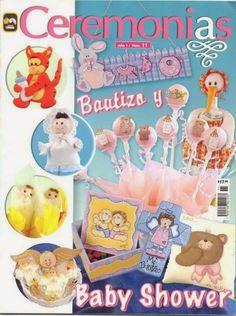 Revistas de manualidades gratis: baby