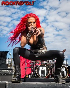 Find images and videos about butcher babies and heidi shepherd on We Heart It - the app to get lost in what you love. Heavy Metal Girl, Heavy Metal Music, Heavy Metal Bands, Rocker Girl, Rocker Chick, Death Metal, Rock And Roll Girl, Butcher Babies, Ladies Of Metal