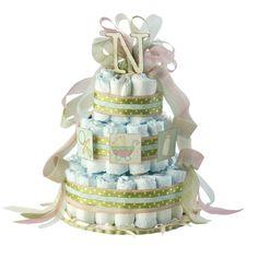Papercrafting Ideas : Project Inspiration : Hobby Lobby - Hobby Lobby. diaper cake centerpiece