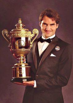 #Roger Federer, #Tennis, #Champion,