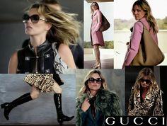 Hilary Blonde: Kate Moss en el vídeo de promoción  del bolso  Jak...