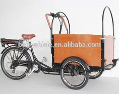 New Bakfiets 3 Wheel Electric Cargo Bike For Sale Buy Electric