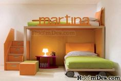 futon kids room | Themed decorating kids rooms, kids room ideas and pictures, outdoors ...