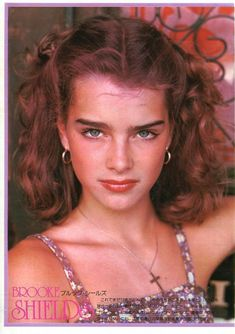 Picture of Brooke Shields Rachel Weisz The Mummy, Young And Beautiful, Beautiful Women, Pretty Baby 1978, Brooke Shields Young, Vaquera Sexy, Child Models, Hair Lengths, Movie Stars