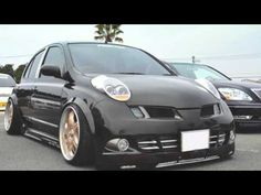 Nissan micra k12 Tuning