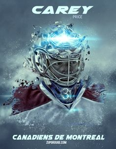 Montreal Canadiens, Goalie Mask, Loreal Paris, New Pictures, Nhl, Hockey, Sports, Layouts, Bedroom Ideas