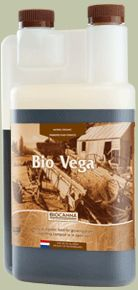 BioCANNA BIO VEGA CANNA BioVega has been developed especially for the plants' growth phase. BioVega is rich in highly absorbable betaine nitrogen, that is released according to the plant's needs. The bioactive substances in BioVega stimulate root development and the formation of strong growth shoots. This allows even the fastest growing plants to optimally start their blooming period. #canadianwholesalehydroponics