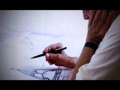 Esboços de Frank Gehry - Legendado PTBR - YouTube