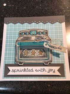 """I added """"Lawn Fawns Oven Die! by Jackie D."""" to an #inlinkz linkup!http://onecreativecat.blogspot.com"""
