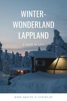 Du bist auf der Suche nach dem perfekten Winterabenteuer? Dann ab nach Levi in Lappland, Finnland. Hier warten Huskysafaris, Rentier- und Motorschlittenfahrten, Skifahren, Snowboarden, Icekarting, Schneeschuhwandern, ein Eishotel und traumhafte Glasiglus auf dich. Und das alles in einem traumhaften Winter-Wunderland! #Finnland #Lappland #Levi #Sirkka #Rovaniemi #Husky #Schneeschuhwandern #Glasiglu #Eishotel #Icekarting #Rentier Adventure Travel, Adventure Games, Reisen In Europa, Europe Travel Tips, Continents, Finland, Travel Photos, Travel Inspiration, Explore