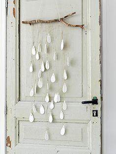 So schön kann Regen sein. Muss ich machen...