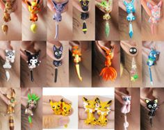 Cartoon and Anime Fake Gauge Earrings with Large by ArtzieRush