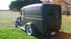 1932 ford panel delivery for sale: photos, technical specifications, description
