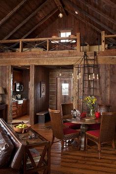 small cabins interiors lake house interior color ideas best small cabin interiors on tiny cabins small log cabins interiors Small Log Cabin, Little Cabin, Log Cabin Homes, Log Cabins, Small Cabins, Rustic Cabins, Small Cabin Designs, Rustic Homes, Barn Homes