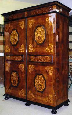 cabinet renaissance italienne meubles anciens petit cabinet renaissance ha renaissance. Black Bedroom Furniture Sets. Home Design Ideas