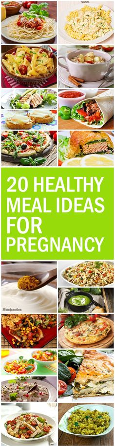 20 Healthy Meal Ideas For Pregnancy: If you are lo. 20 Healthy Meal Ideas For Pregnancy: If you are looking for simple meal ideas that will be easy to make and delicious to eat during , scroll down to know more! Healthy Pregnancy Food, Pregnancy Eating, Pregnancy Nutrition, Pregnancy Tips, Pregnancy Dinner, Meals During Pregnancy, Pregnancy Meal Plans, Pregnancy Snack Ideas, Losing Weight During Pregnancy