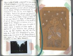 SILVIA REGINATO ILLUSTRATIONS — Today I wanna share with you part of my journal...