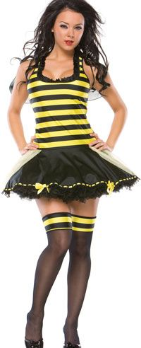 Bee costume bumble sexy