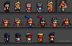Star Character, Star Art, Anime Neko, Monster Girl, Memes, Pixel Art, Game Art, Chibi, Stars