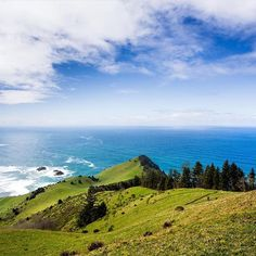 ⠀ Today's photo comes from: @dboyersmith  Location: #CascadeHead, just north of Lincoln City.  In the early 1960s, volunteers organized an effort to protect Cascade Head from development. By 1966 they had raised funds and purchased the property, and then turned it over to The Nature Conservancy. Because of its ecological significance, Cascade Head Preserve and surrounding national forest and other lands won recognition in 1980 as a National Scenic Research Area and a United Nations Biosphere…