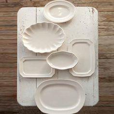 Park Hill Collection Flea Market Find Platters - CS0152
