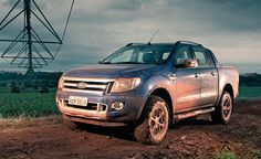 Ford Ranger, not sure how i feel...