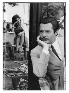 Marcello Mastroianni and Sophia Loren Marriage italian style 1964 Vittorio de Sica
