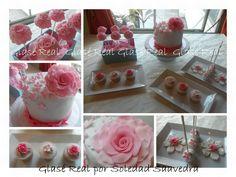 Rosas romanticas