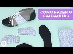 Chinelo de Quarto em Patchwork Programa Arte Brasil