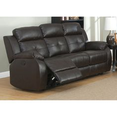 Christies Home Living Troy Collection Power Reclining Sofa - TROY-PRS