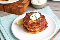Southern Salmon Croquettes are a soul food classic! These easy salmon cakes are taken up a notch with one SECRET ingredient that makes them so delicious! Canned Salmon Patties, Fried Salmon Patties, Salmon Patties Recipe, Crab Cake Recipes, Easy Fish Recipes, Seafood Recipes, Salmon Recipes, Quick Recipes, Cooking Recipes
