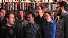 Cantus: NPR Music Tiny Desk Concert, via YouTube.