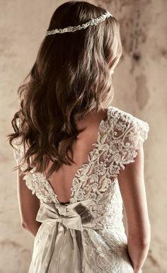 Wedding Dress Inspiration - Anna Campbell