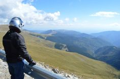 Transalpina Road - the newest, hoghest mountain road in Romania, offering great rides and amazing views. www.motorcycle-tours.travel