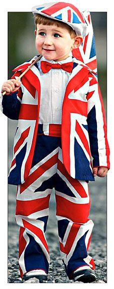 british boy