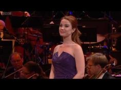 Sierra Boggess performing Falling in Love with Love in the BBC Proms 2012 - Broadway Sound with the John Wilson Orchestra. Broadway Theatre, Musical Theatre, Musicals Broadway, Rodgers And Hammerstein's Cinderella, Classical Music Concerts, John Wilson, Zakk Wylde, Theatre Problems, Sierra Boggess