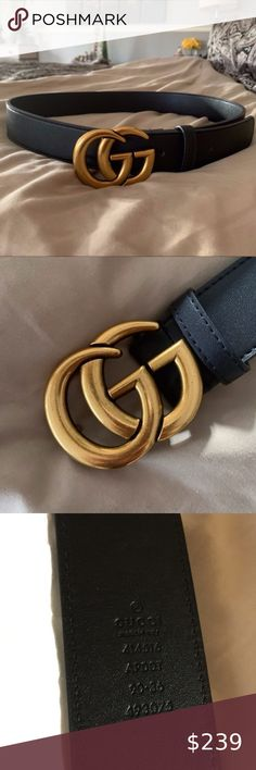 Ladies Floral Embroidery on Brown Leather//Suede Tassel Tie Belt