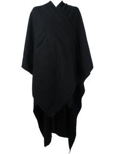 Shoppen Isabel Benenato Oversized-Cape-Mantel von Jean Pierre Bua aus den…
