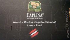 Caplina - C/ Los Petirrojos, 325 Corpac San Isidro, Lima, Peru