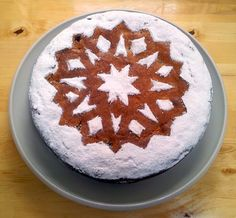 Fanouropita – a Greek olive oil and orange cake for the patron saint of lost things