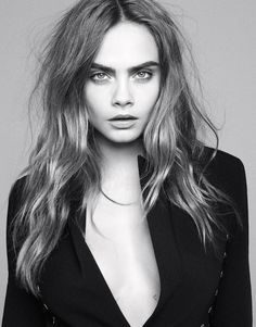 Cara Delevingne - WSJ June 2015.