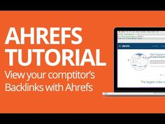 Ahrefs: How To View Your Competitors Backlinks! - http://www.highpa20s.com/link-building/ahrefs-how-to-view-your-competitors-backlinks/