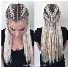 hairstyles salon hairstyles for 4 year olds hairstyles going back hairstyles for little black girls to school braid hairstyles braided hairstyles hairstyles hairstyles for 3 year olds Pretty Hairstyles, Braided Hairstyles, Braided Updo, Viking Hairstyles, Fast Hairstyles, Black Hairstyles, Natural Hair Styles, Short Hair Styles, Pinterest Hair