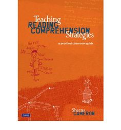 Booktopia has Teaching Reading Comprehension Strategies, A Practical Classroom Guide by Sheena Cameron. Buy a discounted Book with Other Items of Teaching Reading Comprehension Strategies online from Australia's leading online bookstore. Kindergarten Reading, Reading Activities, Teaching Reading, Teacher Education, Education Quotes, Reading Comprehension Strategies, Education English, Literacy, Teaching Materials